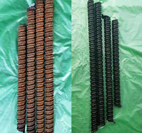 钢筋除锈剂 Rust remover for steel bar